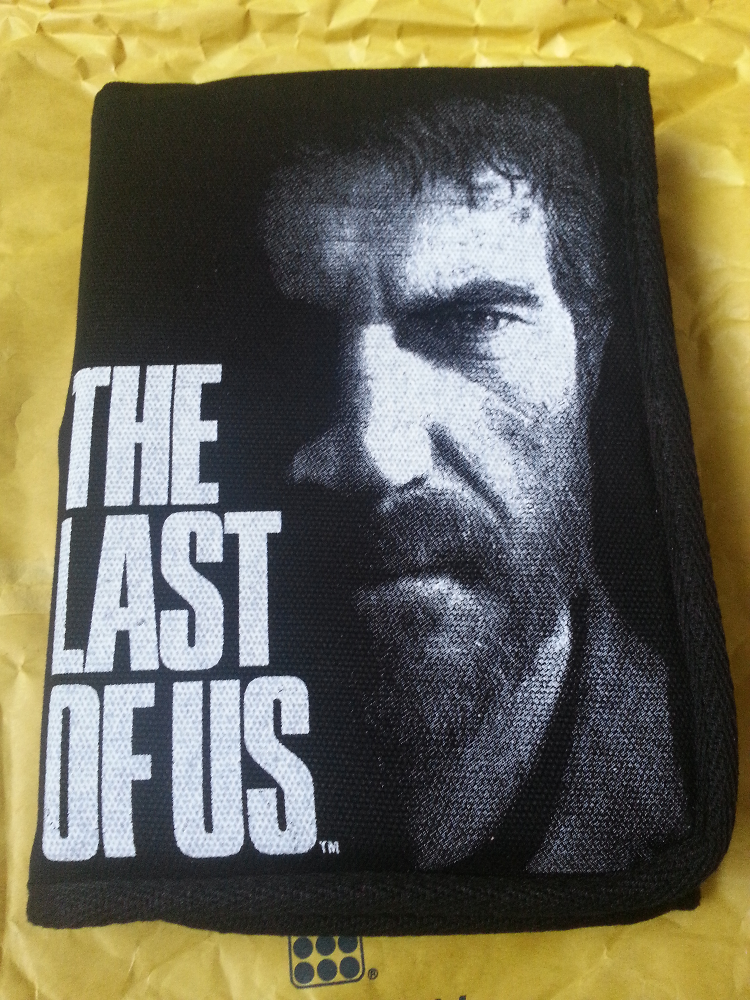 The Last of Us: Joel Edition - The canvas wrap