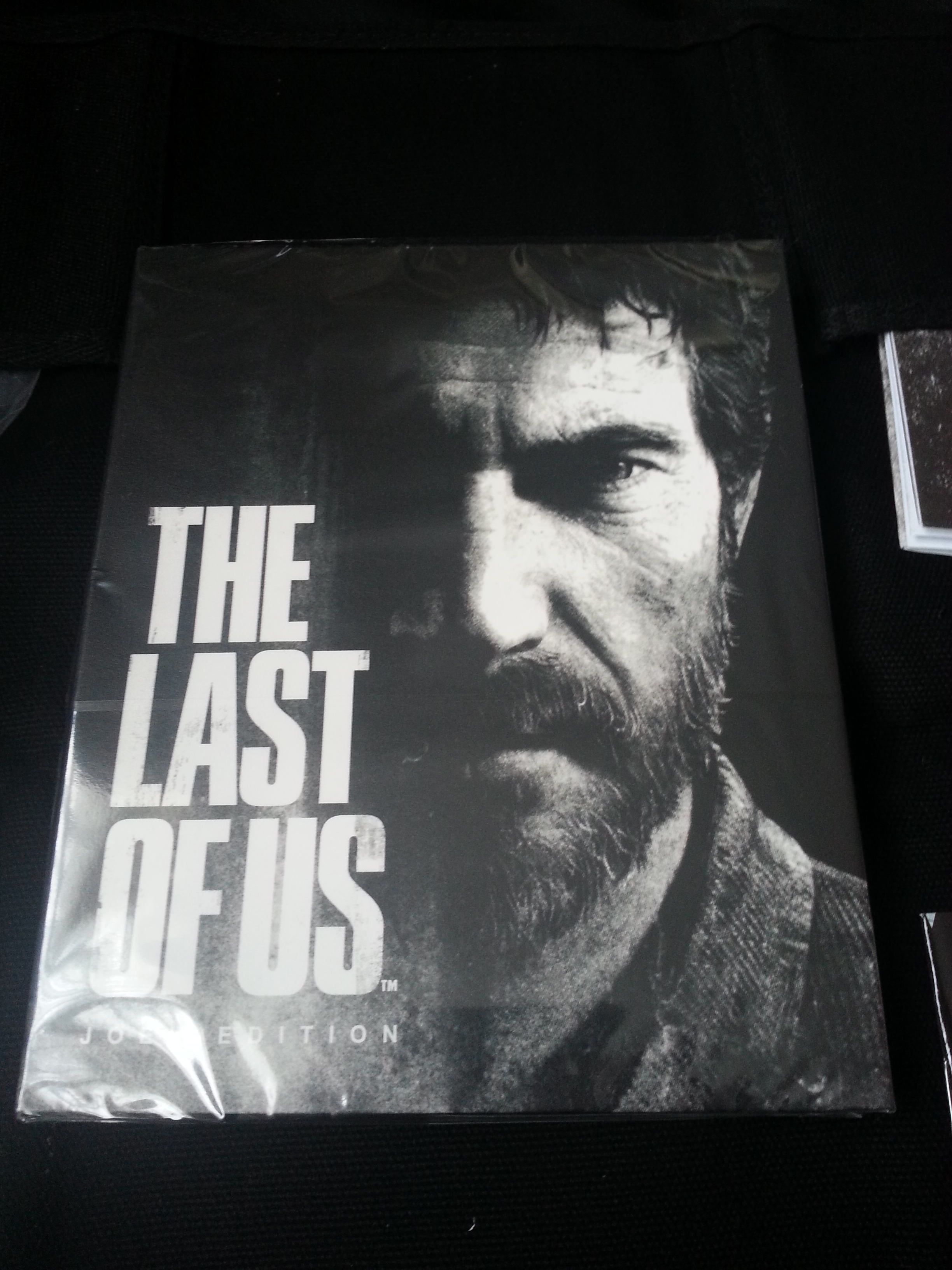 The Last of Us: Joel Edition - Game Sleeve
