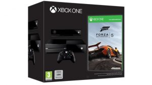 XBox One Forza 5 bundle