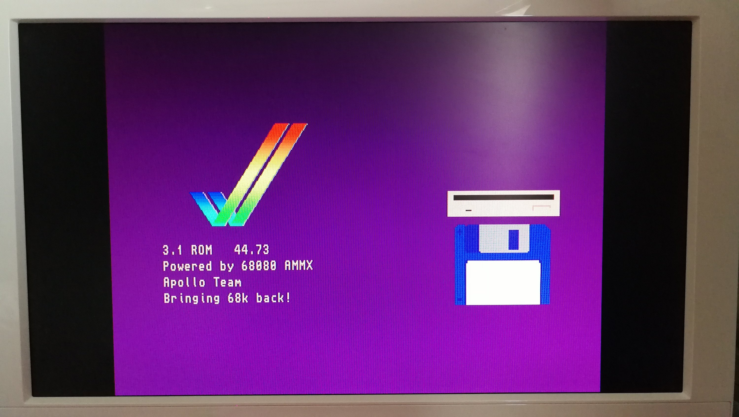 Installing the Vampire V500 V2+ in my Amiga 500 - Lyonsden Blog