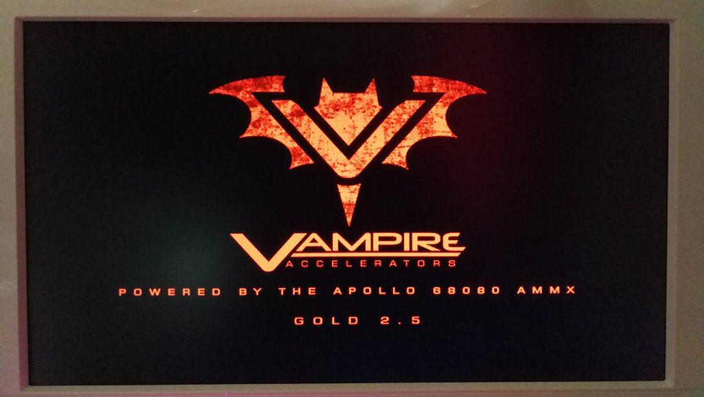 Vampire V500 V2+