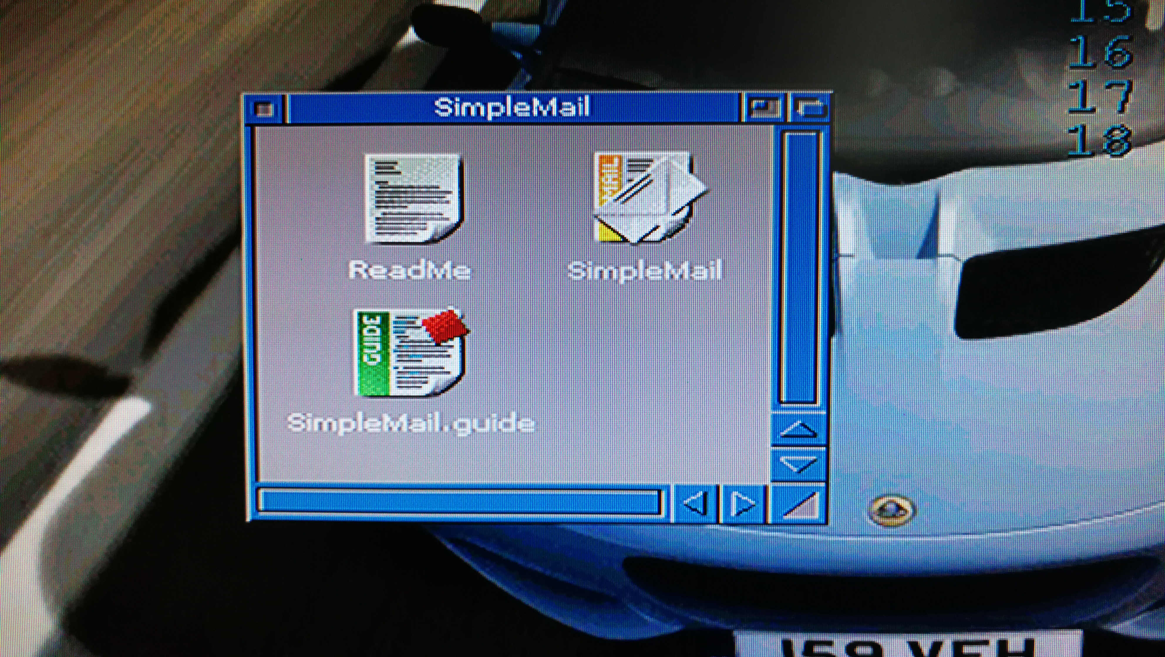 How to access IMAP email on an Amiga 500 in 2018 - Lyonsden Blog