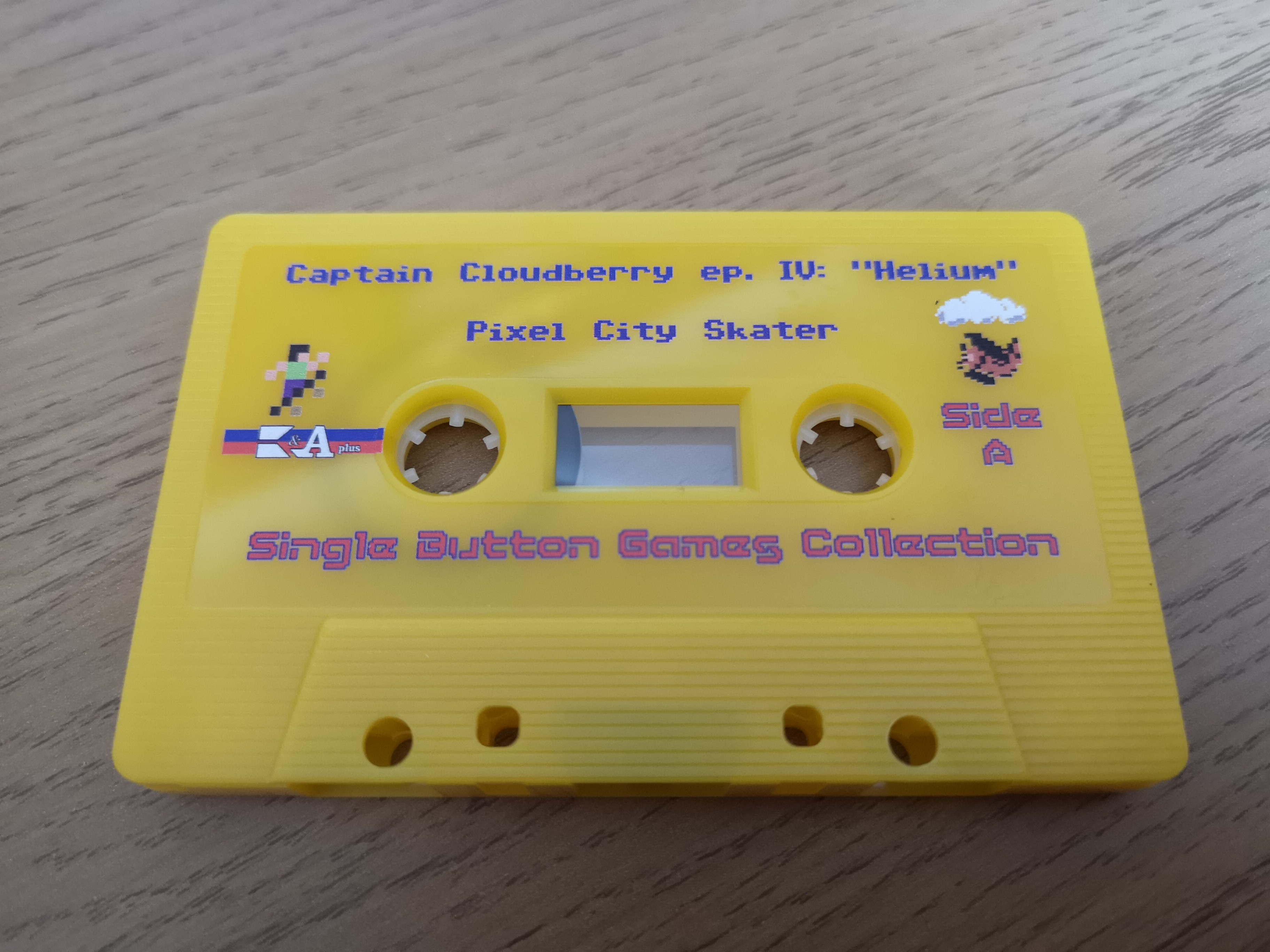 C64 Single Button Games