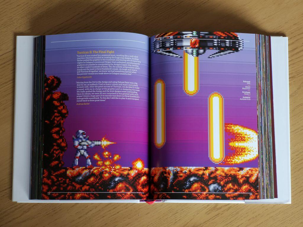 Commodore Amiga - A Visual Compendium