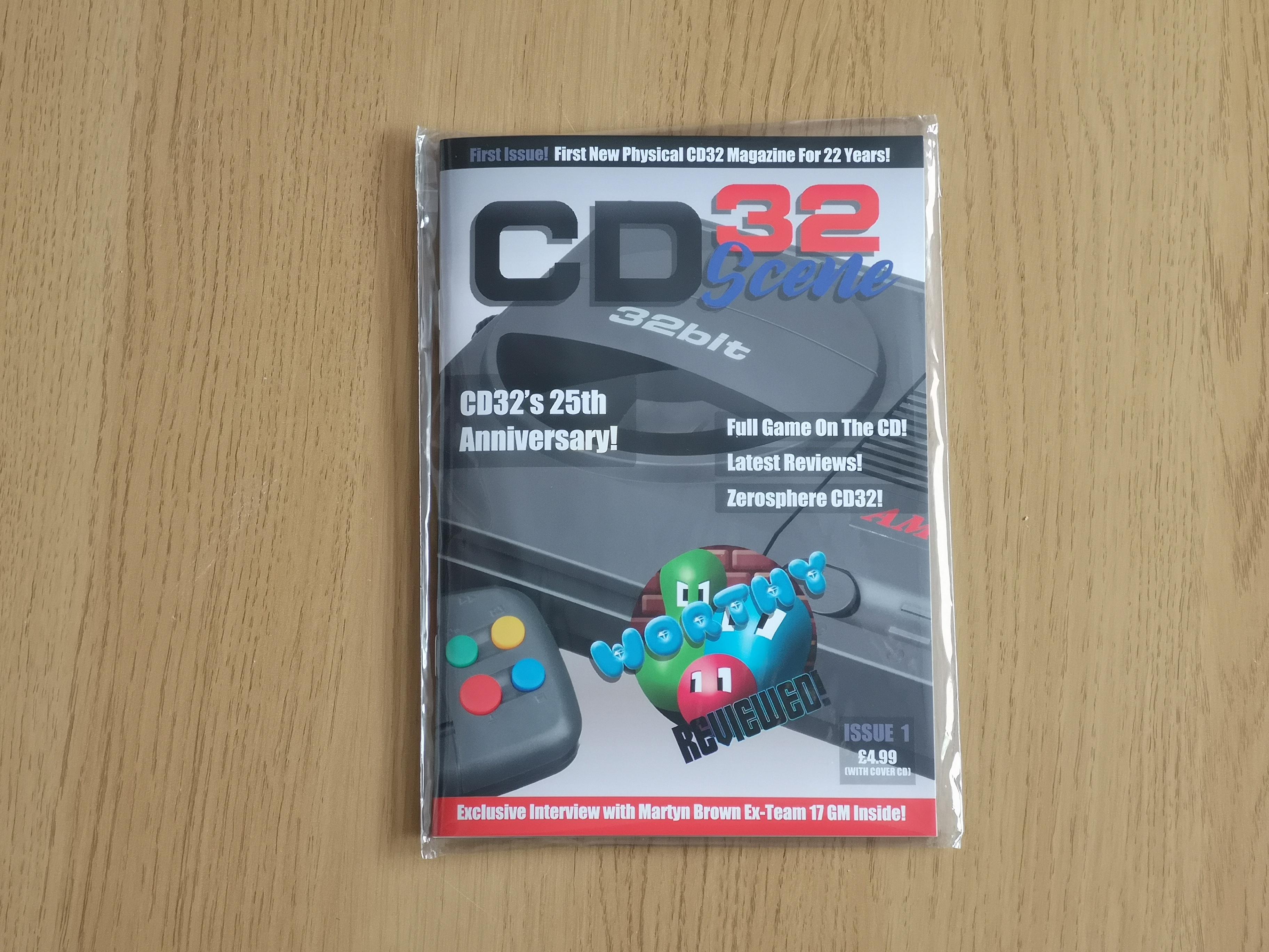 CD32 Scene