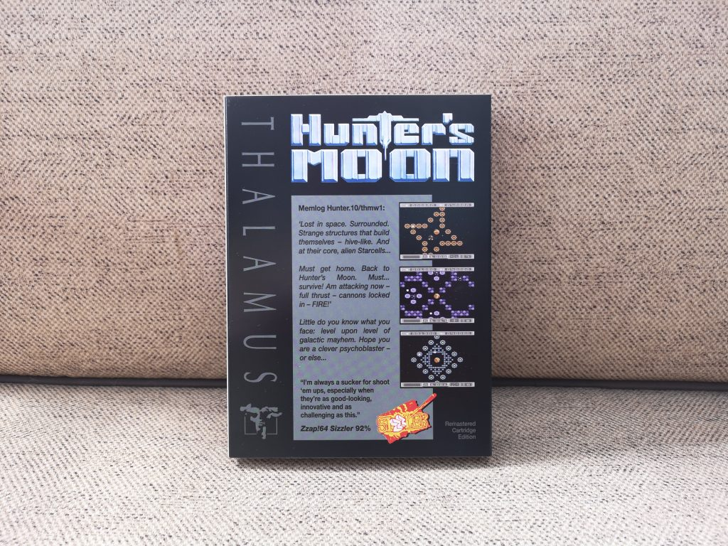 Hunter's Moon Remastered