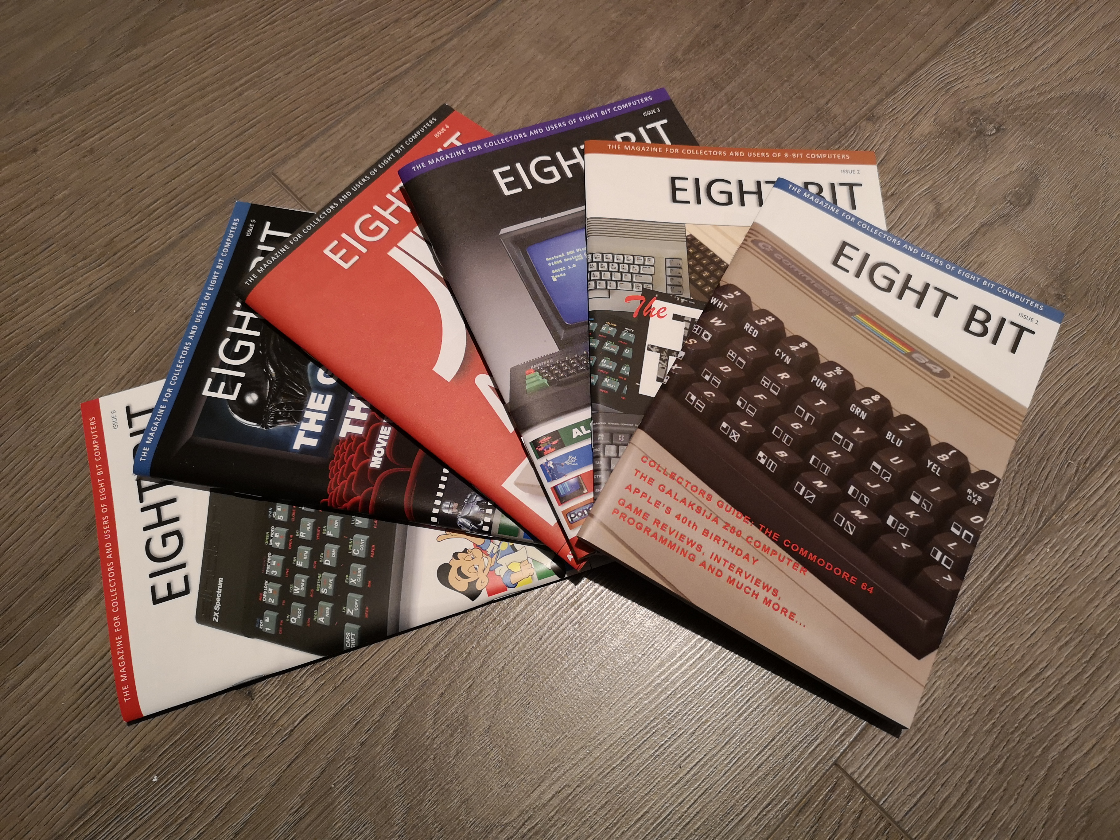 Eight Bit Magazine