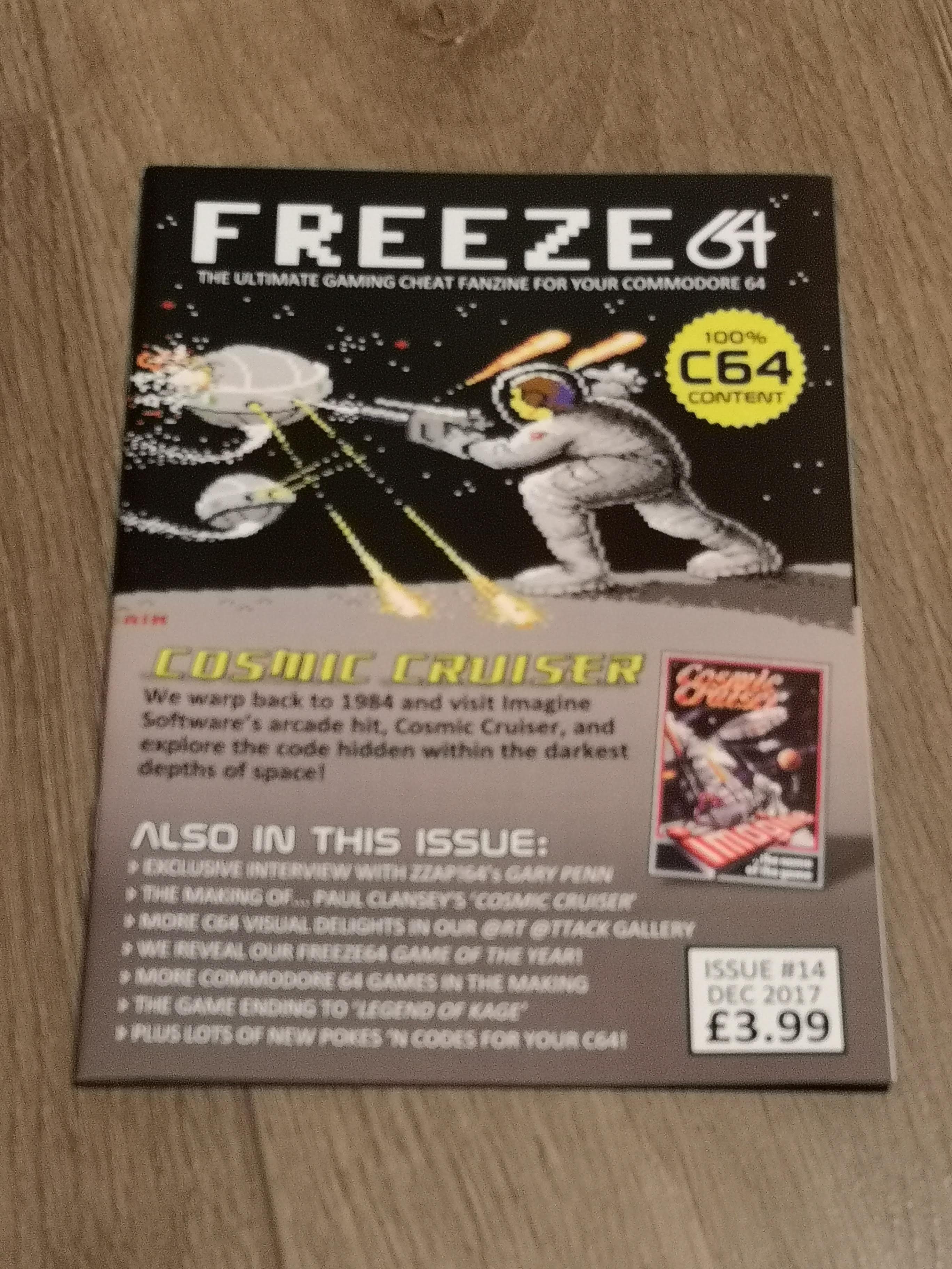 Commodore Magazines available in 2019 - Lyonsden Blog