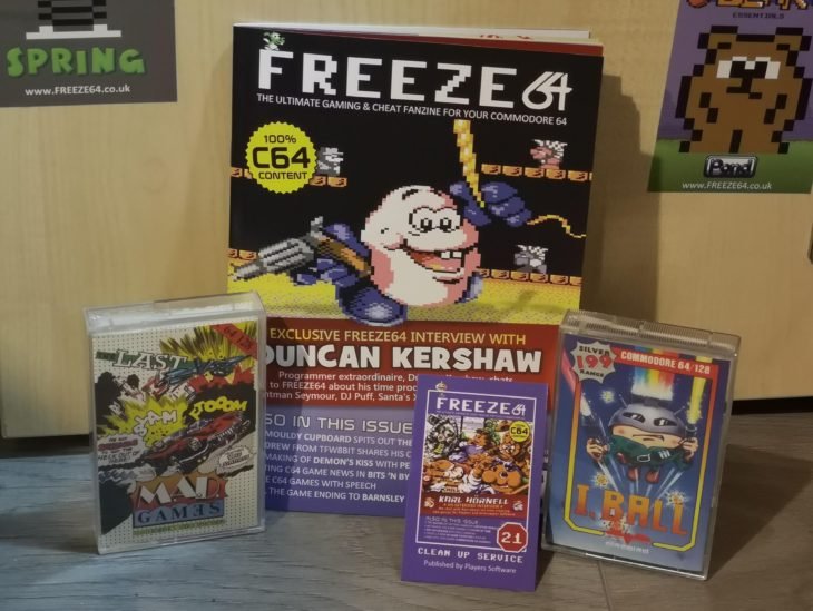 Freeze 64 Issue 24