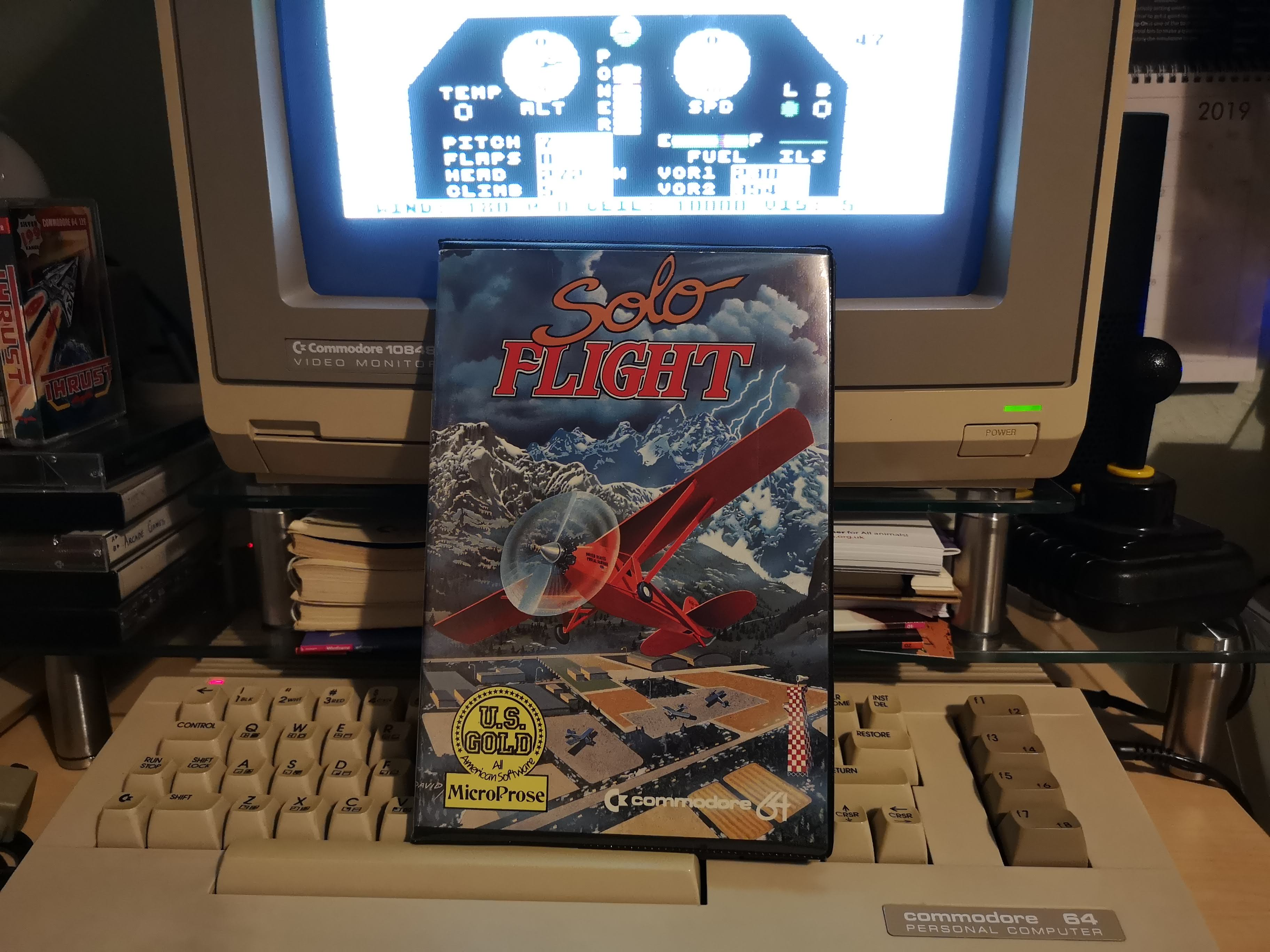 Raspberry Pi Commodore 64 Games