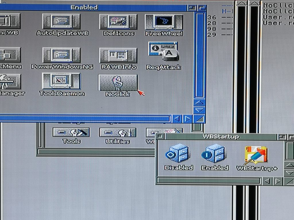 Stop that Amiga drive clicking noise! - Lyonsden Blog