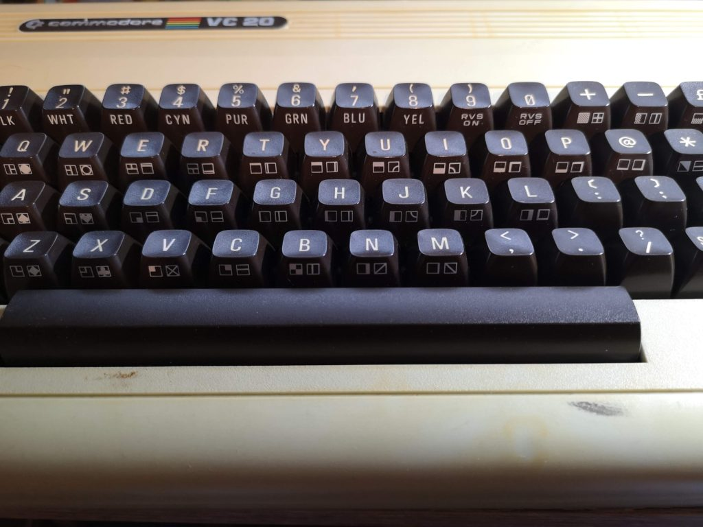 VIC20 Keyboard Repair