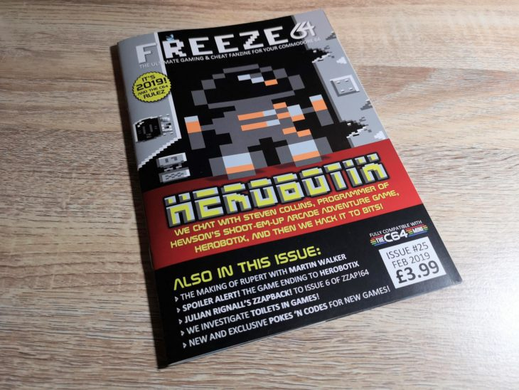 Freeze 64 Issue 25