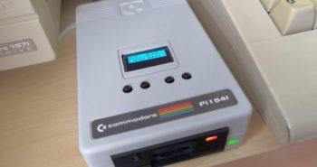 Pi1541 Disk Drive