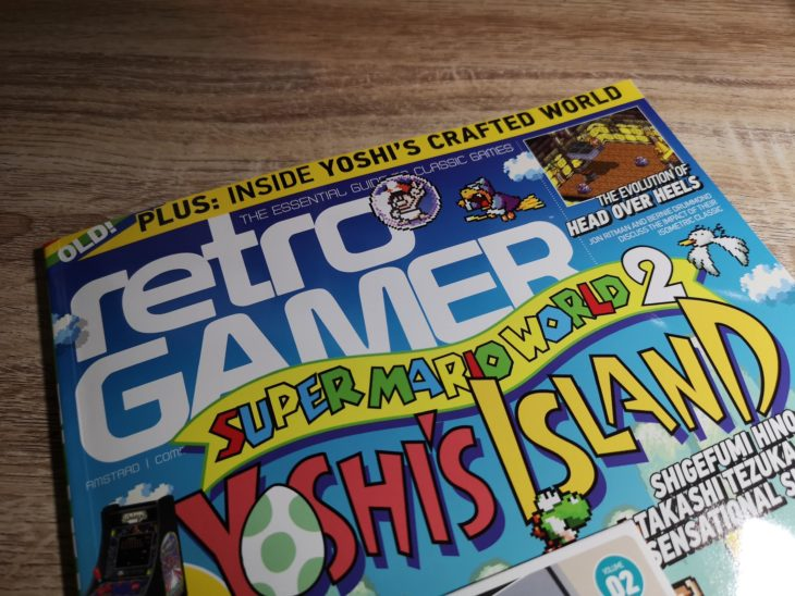 Retro Gamer Magazine with Rob Hubbard CD! - Lyonsden Blog