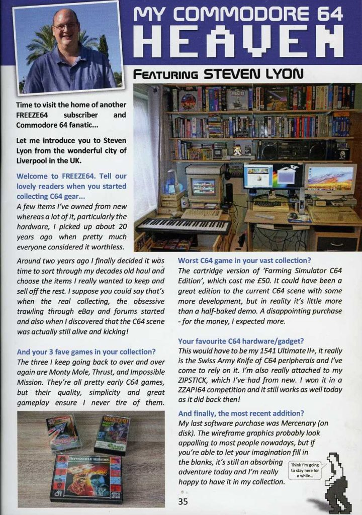 Commodore 64 Archives - Lyonsden Blog