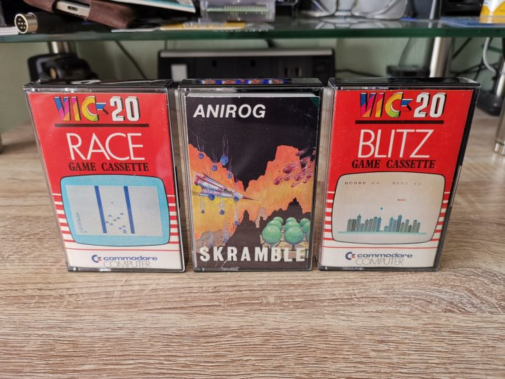 Race, Skramble & Blitz