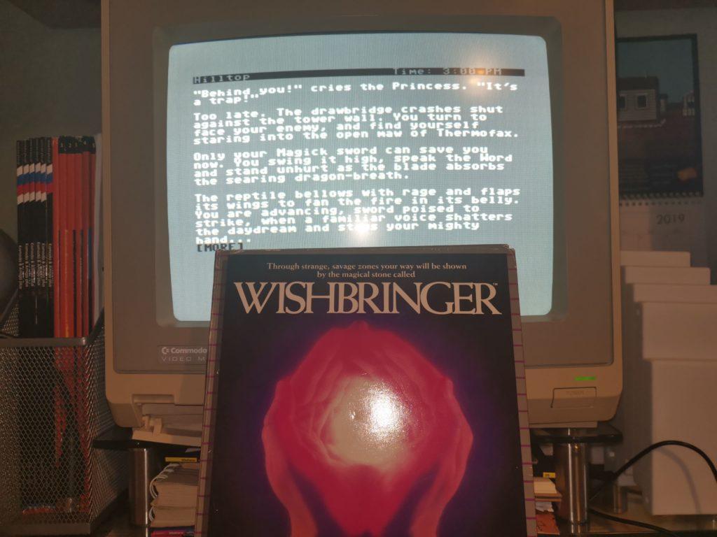 Infocom Wishbringer