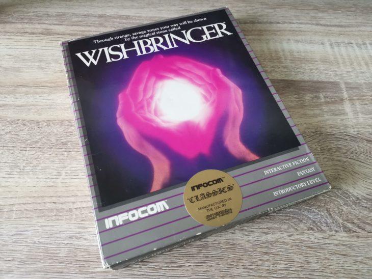 Wishbringer Infocom