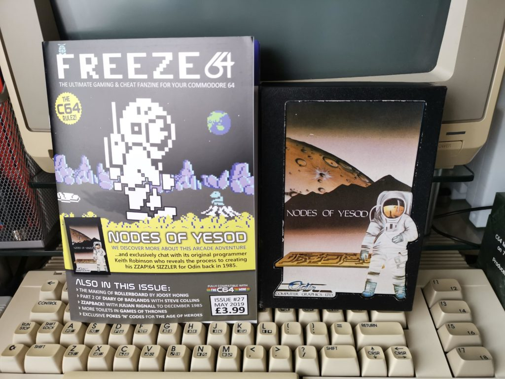 Freeze 64 Issue 27