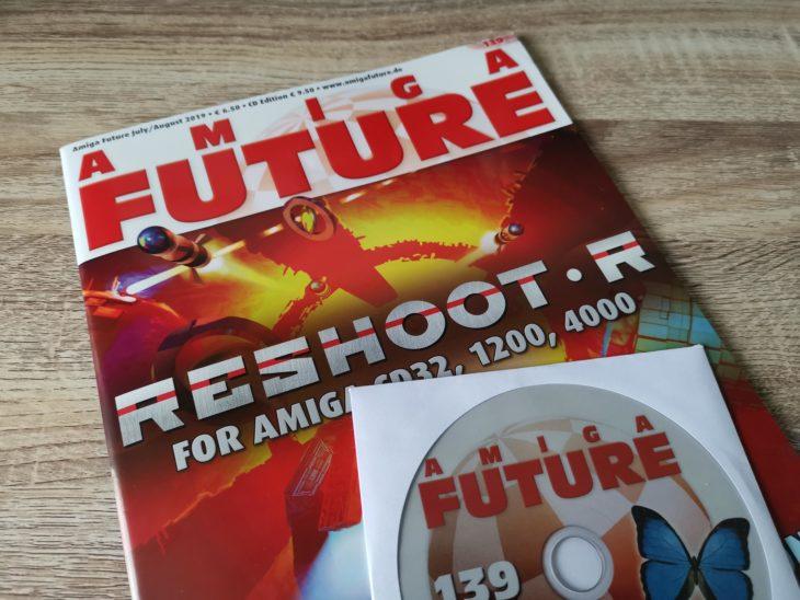Amiga Future #139