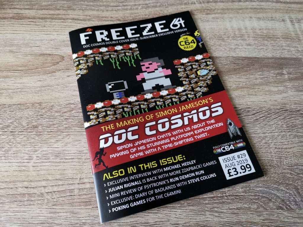Freeze 64 Issue 29Freeze 64 Issue 29
