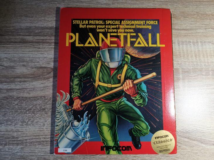 Planetfall Infocom
