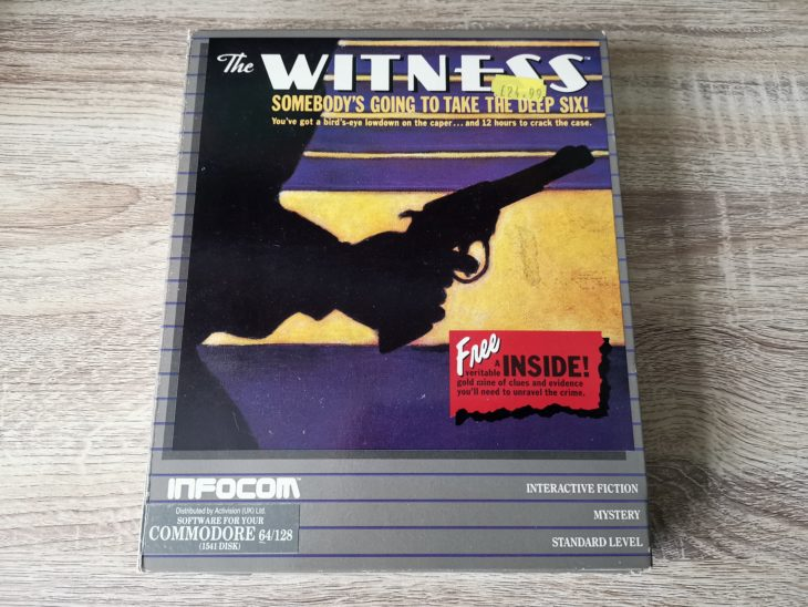 The Witness by Infocom