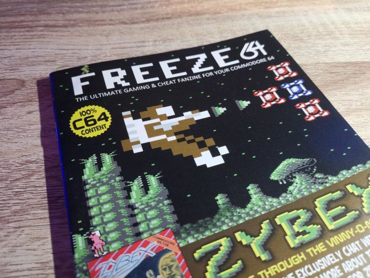 Freeze 64 Issue 31