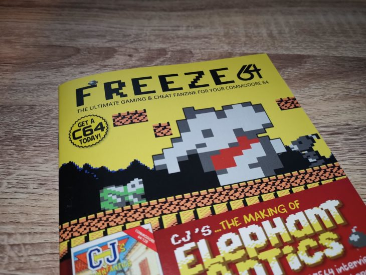 Freeze 64 Issue 32