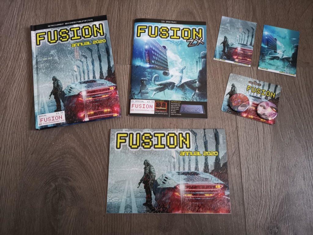 Fusion 2020 Annual
