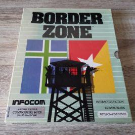 Border Zone Infocom