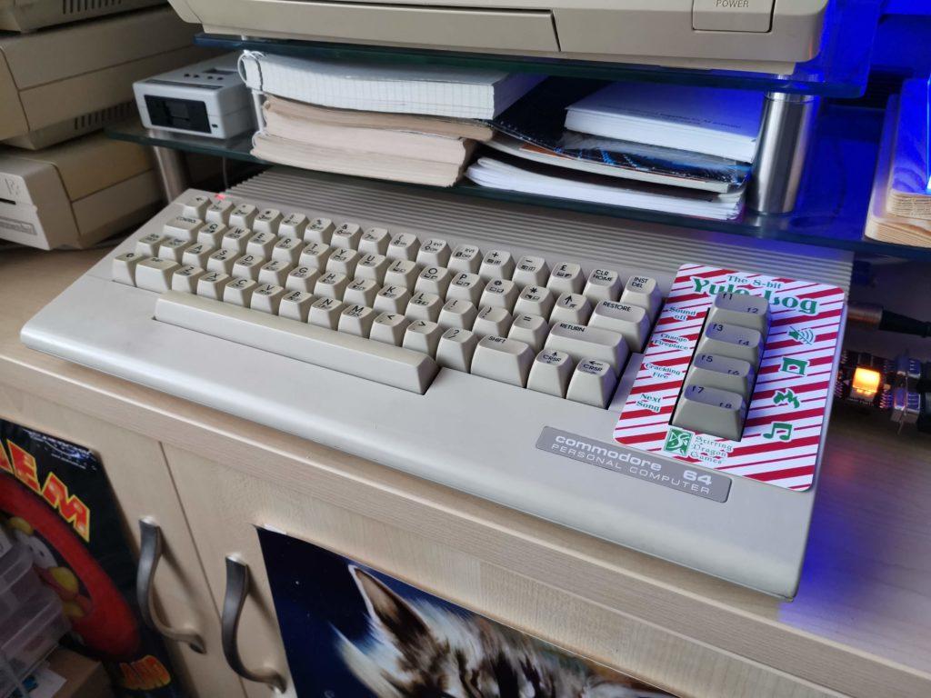 JollyDisk Keyboard Overlay