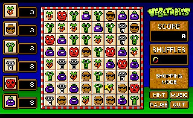 Amiga Vegetables Deluxe