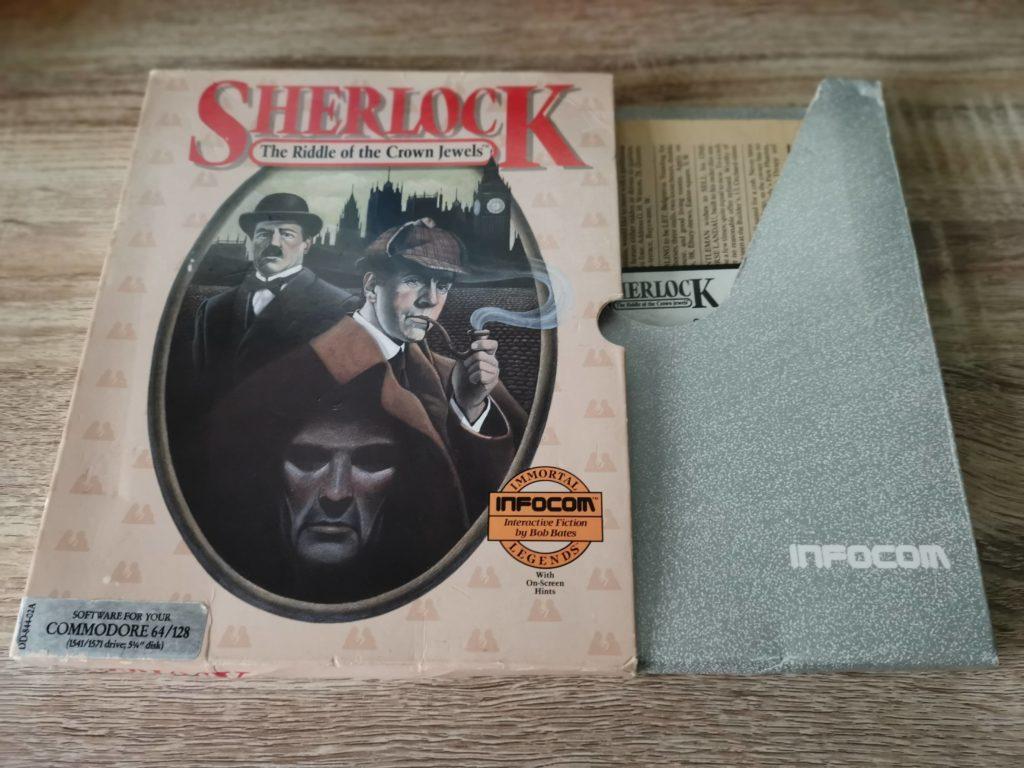 Sherlock Holmes Infocom