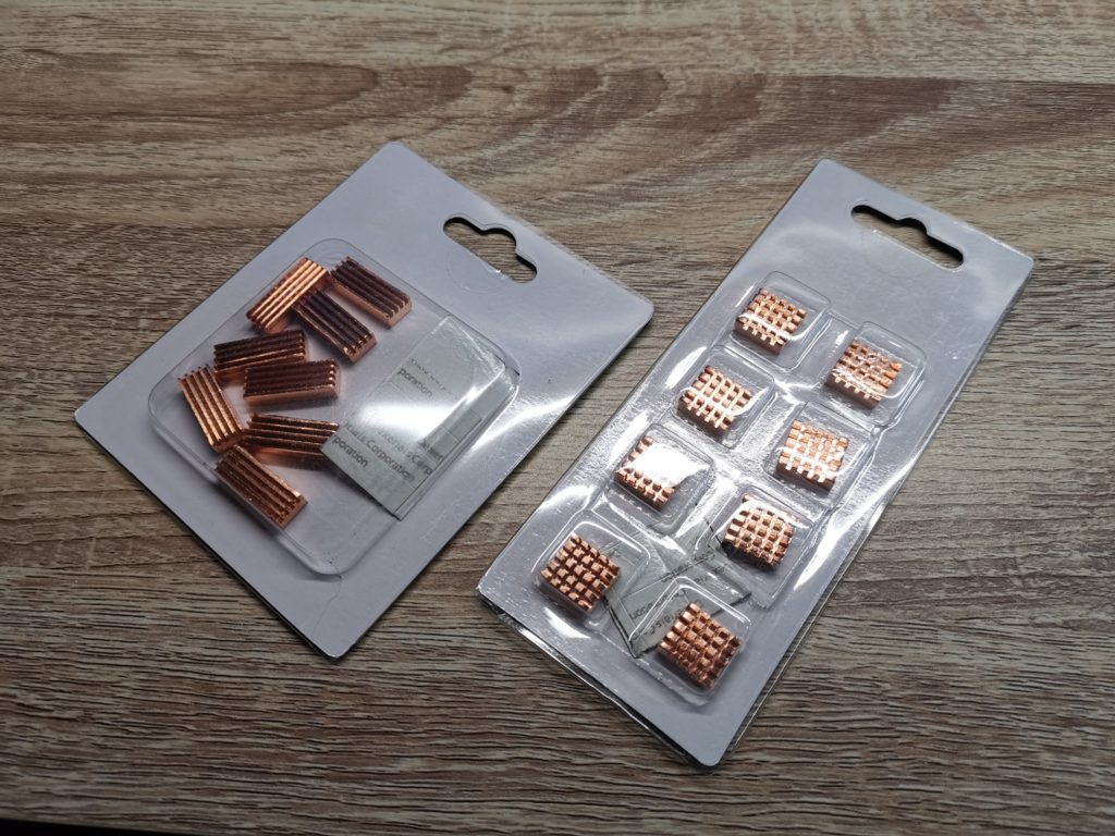 Copper Heatsinks