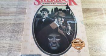 Infocom Sherlock Holmes