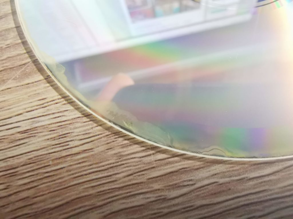 CD32 Disc Rot