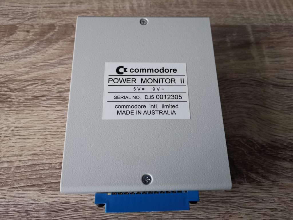 Commodore Power Monitor