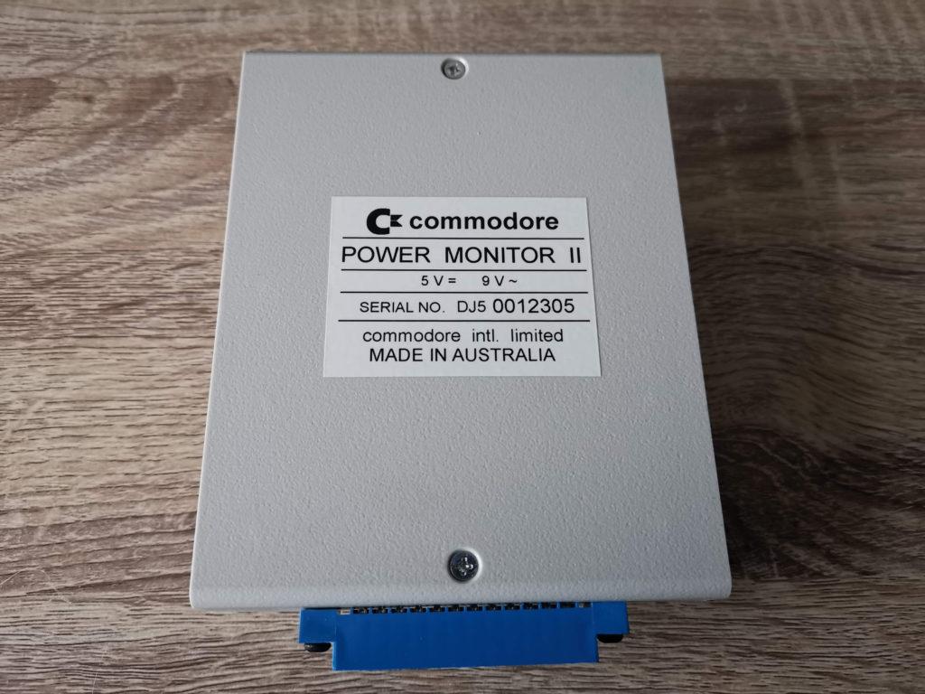 Commodore Power Monitor