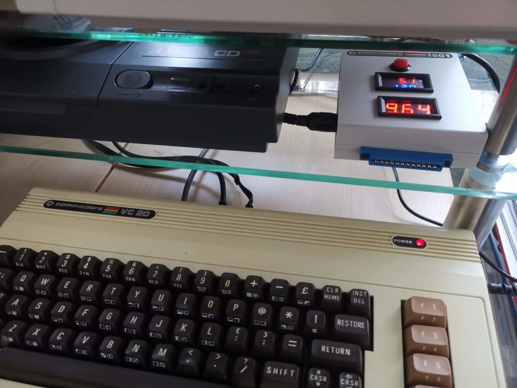 VIC20 setup