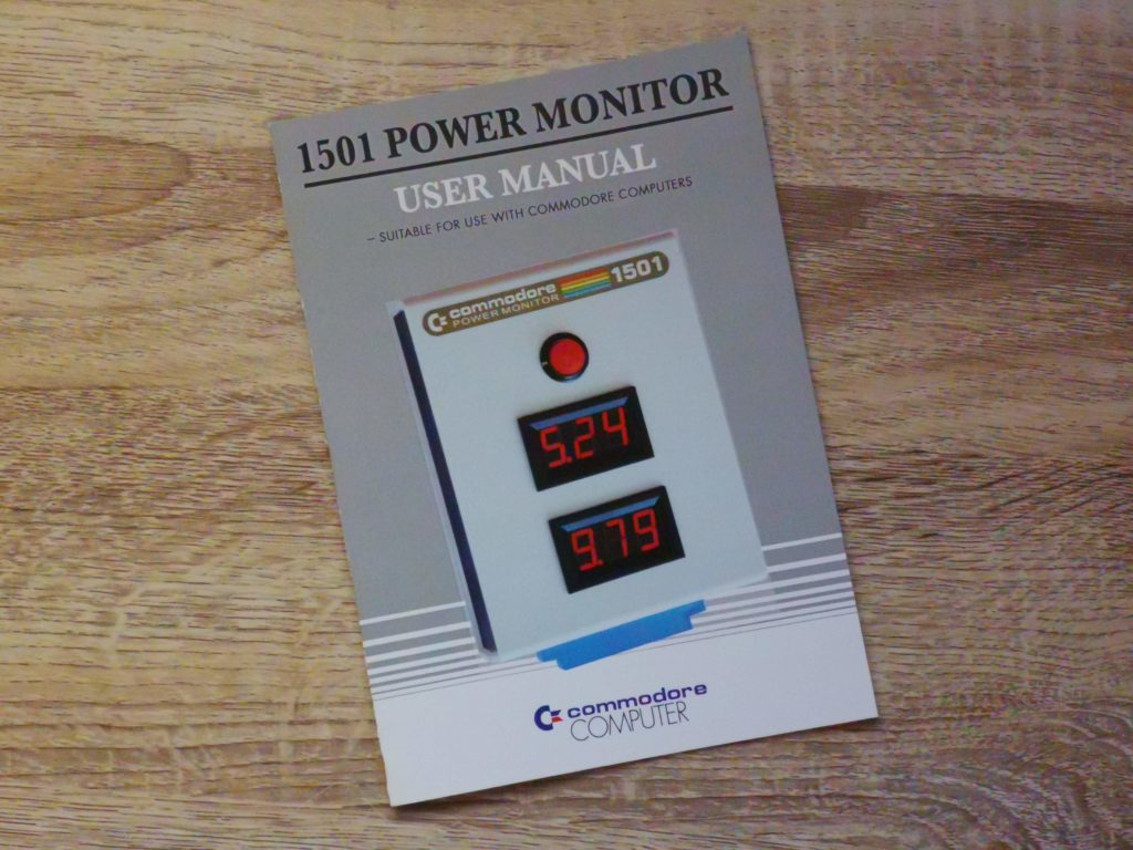 Power Monitor MkII User Manual.