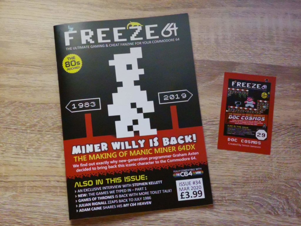 Freeze 64 Issue 34