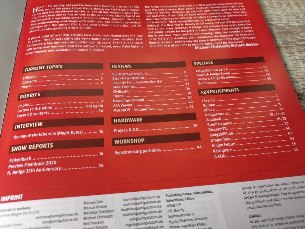 Amiga Future #143