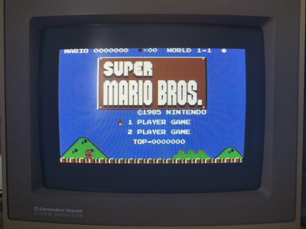 Super Mario Bros C64