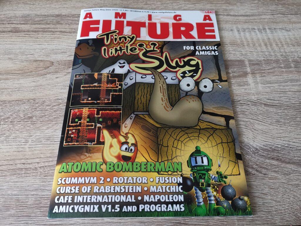 Amiga Future #144