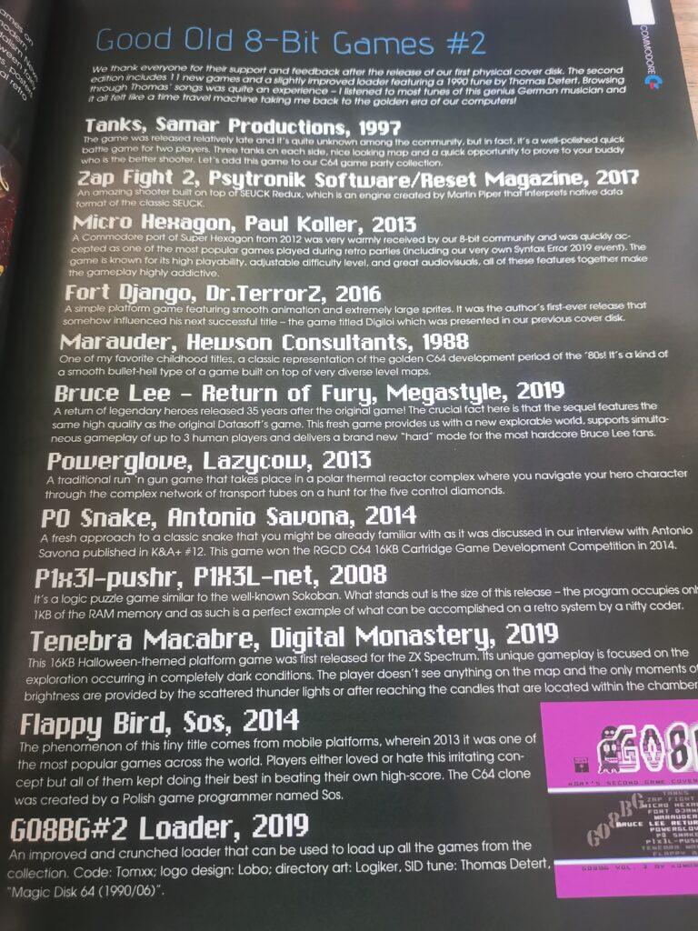 K&A Plus #15 disk contents.