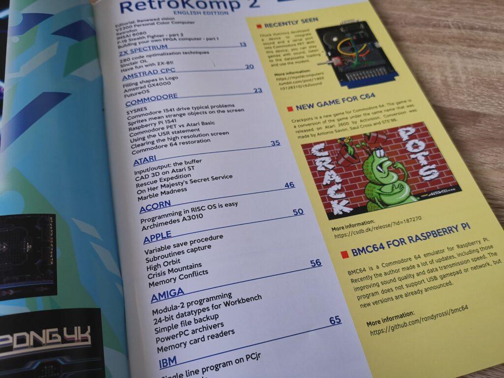 Retrokomp Issue 2
