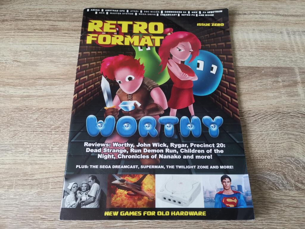 Retro Format