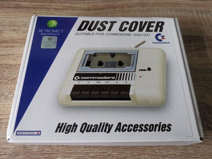 Datasette dust cover